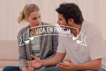 Vida en pareja / La vida en pareja no empieza después de la boda, comienza durante el noviazgo y la organización del gran día.