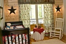 Baby room decore and accessories / by Amber Esarey