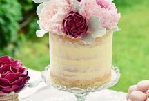 Inspiration - Naked Cakes