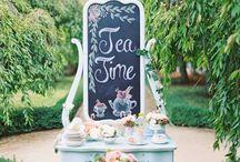 Tea Garden ideas