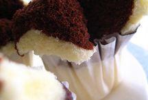 bolu kukus dan kue mangkok (indonesian steamed cup cake)
