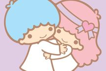 Sanrio / The lovely Japansese characters
