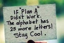 Words ~ Motivational