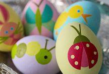Paques / Printemps  / Easter/Ostern / Húsvét Tavasz/Spring