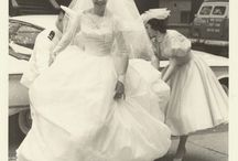 Vintage weddings / The Dress