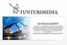 3D-visualisointi / Vieraile sivustollamme http://tunturimedia.fi/3d-visualisointi/ lisätietoja 3D-visualisointi.3D-visualisointi tuli tehokas keino esikatsella ja onnistuneesti vuorovaikutuksessa rakennus ulkoasuja keskuudessa tyyli ammattilaisten, kodin rakentajille ja teknikot mukana prosessissa. Tunturimedia realistinen arkkitehtuurin visualisointi integroi kaikki rakennus tekstuurit ja mitat, käytännössä luoda 3D rakentaminen visualisointi miten rakennus olisi varmasti näyttää post rakentamisen.