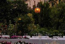 Stylish Dinner in Positano