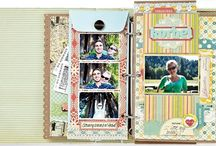 Paper crafts & scraps / Scrapbooking, cards & paper crafting / by Joanna Smith
