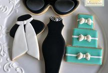 "Breakfast at Tiffany""s cookies"