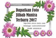 Jilbab Munira Terbaru 2017 / Jilbab Munira Terbaru 2017 Telp/SMS: 0812-3831-280 Whatsapp: +628123831280 PinBB: 5F03DE1D