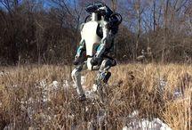 through wonders of robotics