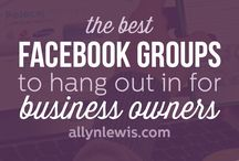 Facebook for Businesses / Facebook marketing tips for small businesses and professionals