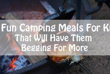 Camping! / by Kari Benson