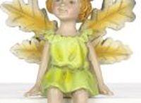 Fairy Fantasy Gardens / available at DollhouseDreams.com