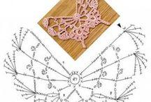 graficos / graficos crochet