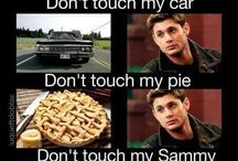 Supernatural (a family business)
