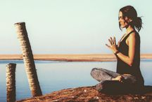 Health / Healthy Living, Breathing, Meditating