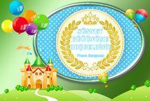 SÜNNET DÜĞÜNÜ ORGANİZASYONU / Sünnet düğünü organizasyonu için heyecan verici hediyelikler,özel tasarım kutlama panosu,butik kurabiyeler,ikramlar