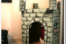 Castillos medieval