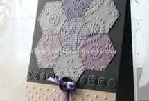 Cards : Quilt  designs