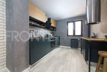 Urban Grey Kitchen