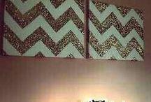 Bedroom ideas / by Meghan Gates