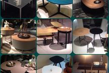 Design furniture  / Photo's from fairs and manufacturers I've visited.