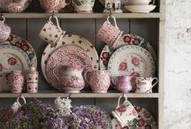 English porcelain, Churchill