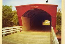 Bridging Romance / Our tribute all the covered bridges in Iowa / by Bridges Broadway