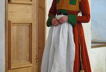 1530's German Dress