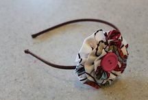Flowers Bows and Clips
