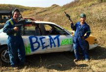 Redneck Driveby / Watch as Beat and Sam let loose in the greatest hybrid sport known to man.