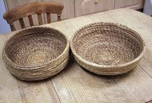 Baskets and Weavings
