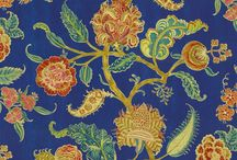 Fabulous Fabrics / Collection of Home Décor Fabrics