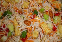 Exotic food in bucataria cu noroc / mancare chinezeasca, mancare asiatica, mancare mexicana