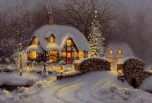 kerst taferelen