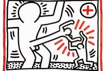 Keith Haring / Keith Haring art prints available on artsation.com! https://artsation.com/en/shop/keith-haring