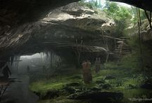 Environments / by David Riddle