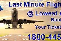 Last Minute Flight Deals