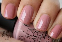 Beauty - Nail color collection