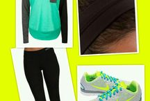 Sporty Style / Cute, Sporty Fashion / by Erin Alesi Huerta
