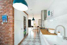 Inspirace bydlení - byt