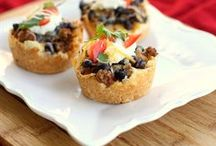 Food - Muffin Tin Meals