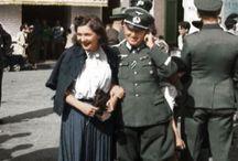 wojenna moda w Niemczech