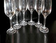 Beautiful BarWare / All types of stemware. There is colored stemware, crystal stemware, glass stemware, stemless martini & cosmo glasses. Bold big cocktail and rocks glasses, margarita glasses. Just about any type of glassware you are looking for. Ordinary to unique finds.