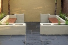 Outdoor seating / Outdoor seating
