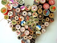 Lankarullat / reels of thread