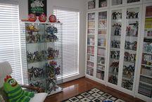 Glen's room