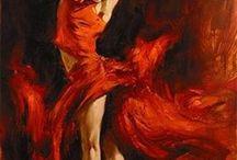 flamenco andaluso