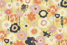 Pattern Camp / A collection of pattern made by participants in my online course, Pattern Camp / by Jessica Swift